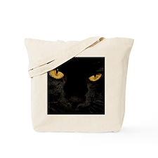 Sexy Black Cat Tote Bag