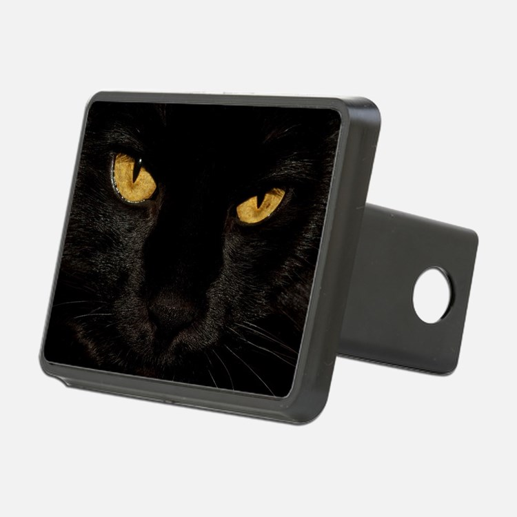 Sexy Black Cat Hitch Cover