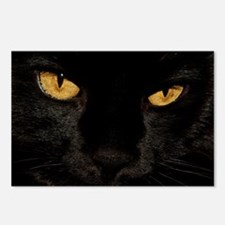 Sexy Black Cat Postcards (Package of 8)