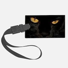Sexy Black Cat Luggage Tag