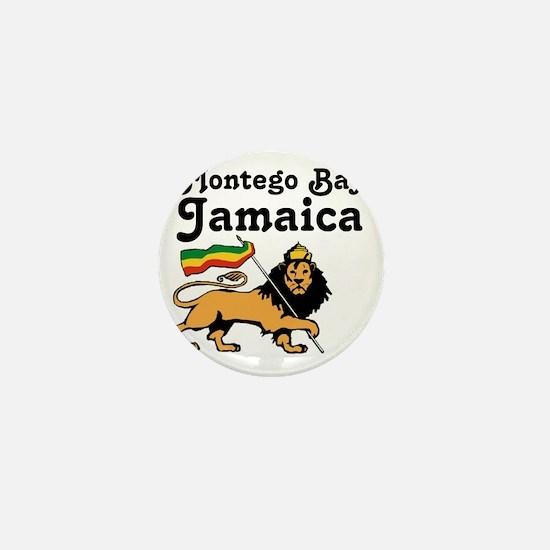 Montego Bay, Jamaica Mini Button