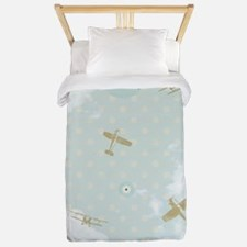 Little Wanderer Large Blanket (front) Twin Duvet