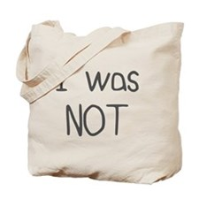 I Was Planned (2) Tote Bag