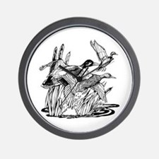 Ducks Unlimited Wall Clock