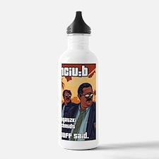 NCIU:B Water Bottle