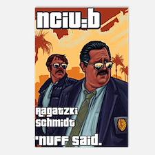 NCIU:B Postcards (Package of 8)