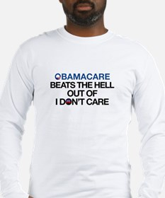 Obamacare Beats the Hell Out of I Don't Care Long