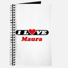 I Love Maura Journal