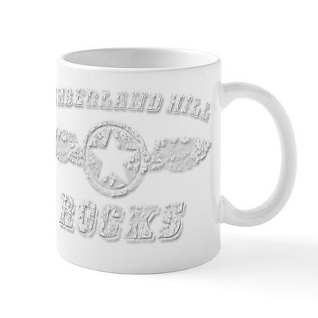 CUMBERLAND HILL ROCKS Mug