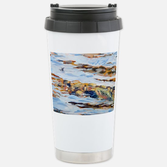 On the rise Stainless Steel Travel Mug