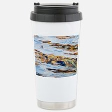 On the rise Travel Mug
