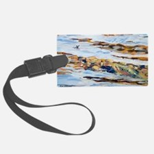On the rise Luggage Tag