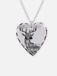 Deer God Necklace