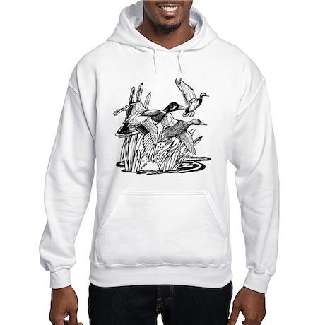 Ducks Unlimited Hooded Sweatshirt