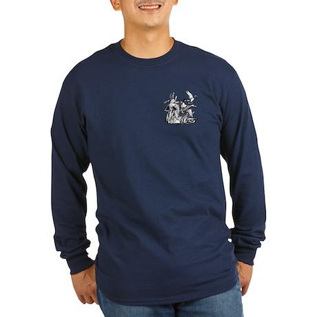 Ducks Unlimited Long Sleeve Dark T-Shirt