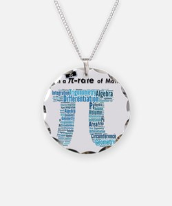 Pirate of Math Necklace