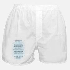 j-frost-crd-txt2 Boxer Shorts