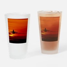 Boeing 747 Drinking Glass