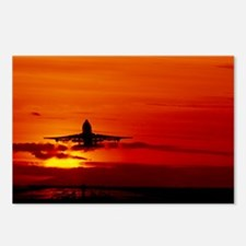 Boeing 747 Postcards (Package of 8)