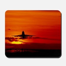 Boeing 747 Mousepad