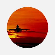 """Boeing 747 3.5"""" Button"""
