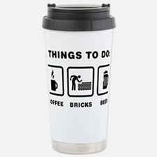 Bricklayer-ABH1 Stainless Steel Travel Mug