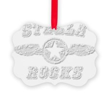 STELLA ROCKS Ornament