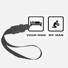 Bearded-Dragon-Lover-ABK1 Luggage Tag