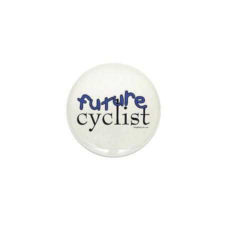 Future Cyclist Mini Button
