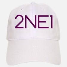 2NE1 Baseball Baseball Cap