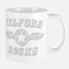 TELFORD ROCKS Mug