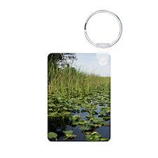 Florida Everglades Nationa Keychains