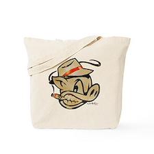 Smokin Pig by Elliott Mattice Tote Bag