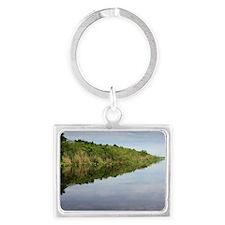Florida Everglades ... Landscape Keychain