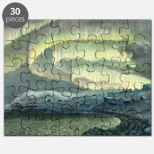 Aurora observations, 1839 Puzzle