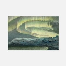 Aurora observations, 1839 Rectangle Magnet