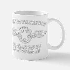 EAST RUTHERFORD ROCKS Mug
