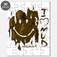 I heart Mud Puzzle