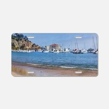 Avalon Harbor Catalina Isla Aluminum License Plate
