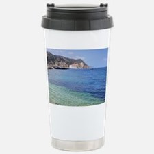 Avalon Harbor Catalina  Travel Mug