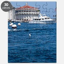 Avalon Harbor Catalina Island Puzzle