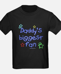 Daddy's Biggest Fan T