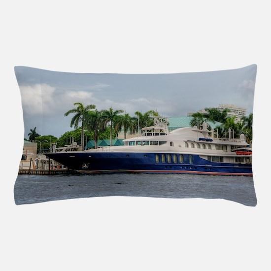 Mega Yacht Pillow Case