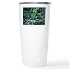 Artwork of a Tyrannosau Travel Mug