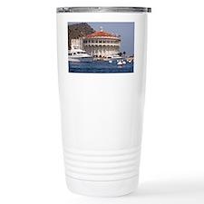 Avalon Harbor Catalina  Travel Mug