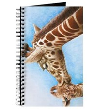 Giraffe and Calf Galaxy 2 Case Journal