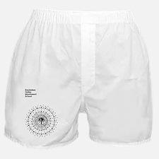 KVMS logo Boxer Shorts