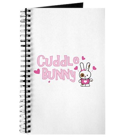Cuddle Bunny Journal