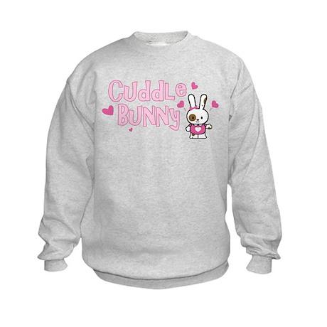 Cuddle Bunny Kids Sweatshirt