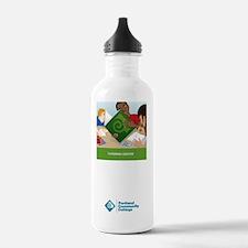 Journal Water Bottle